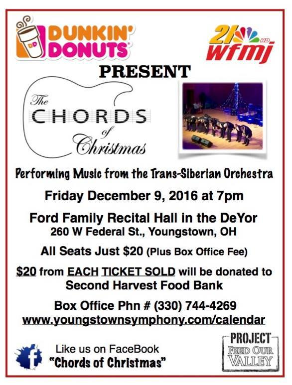 Chords of Christmas - Home
